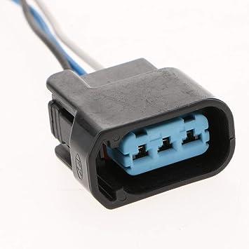 Homyl Conector de Bobina Cable de Encendido de Bujía para Coche Auto: Amazon.es: Coche y moto