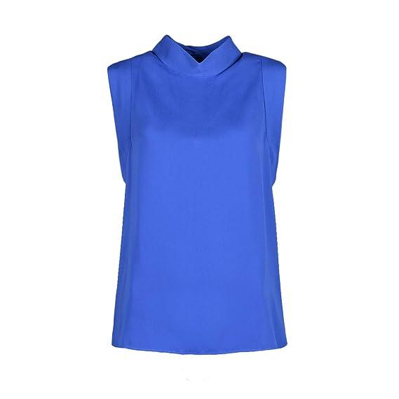 43ac8aa8c Guess Marciano Blouse - 62G459-7857Z-A715-0 - 36(EU)-10(UK): Amazon.co.uk:  Clothing