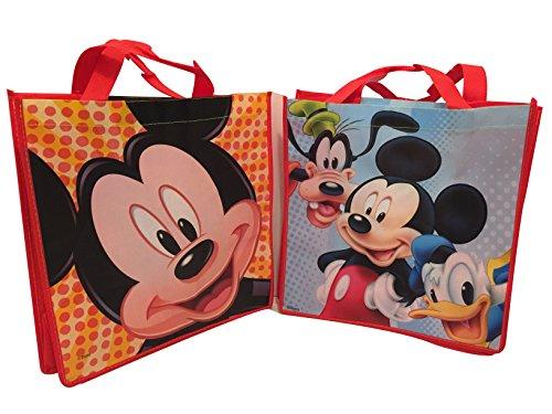 Disney - Set of 2 - Reusable Mickey Tote Bag
