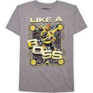Transformers Shirt for Boys The Last Knight Like A Boss Tee T shirt