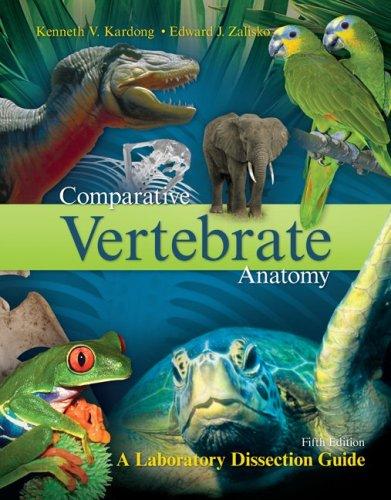 Comparative Vertebrate Anatomy A Laboratory Dissection Guide