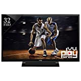VU 81 cm (32 inches) VU32D6545 Full HD LED TV (Black)