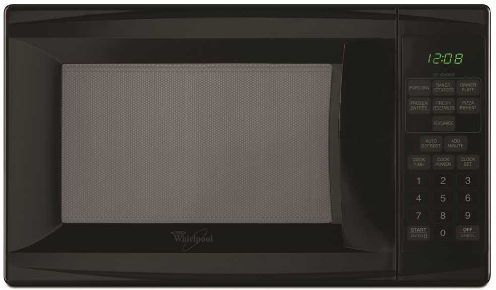 0.7 cu. ft Under the Cabinet Microwave Oven Black 700 Watts MT4078SPB