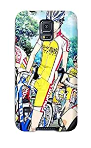 Shayna Somer's Shop Best New Yowamushi Pedal: Grande Road Episode 30 Protective Galaxy S5 Classic Hardshell Case
