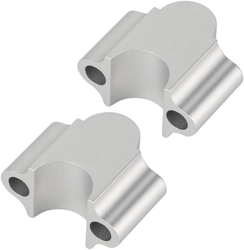 levier de guidon universel en alliage daluminium 7//8  22mm Montant de bride de moto Montant de guidon de moto Galvanoplastie