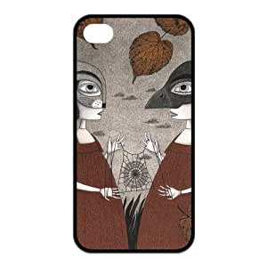 4S case,Fairy Wonderland,Escape Into The Fancy world TPU 4S cases,4S case cover,iphone 4 case,iphone 4 cases