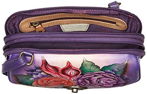ANUSCHKA Bagaglio a mano, Lush Lilac (Multicolore) - 593-LLC