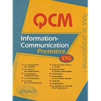 Information-communication 1e STG