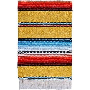 Amazon.com: El Paso Designs - Manta de yoga tejida a mano en ...