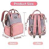 Diaper Bag Backpack, Sensyne Multi Function