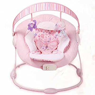 QIAN Bébé chaise berçante inclinable à bascule appease musique vibration secoueur berceau bébé