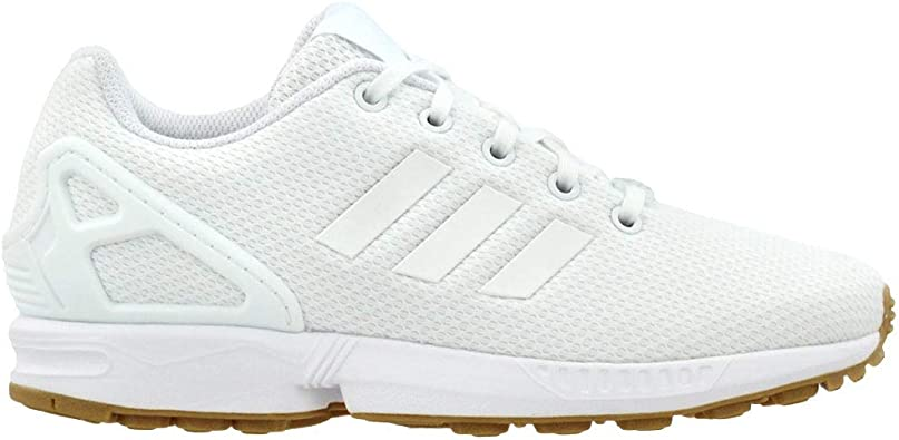 Amazon.com   adidas Kids Boys Zx Flux Lace Up Sneakers Shoes ...