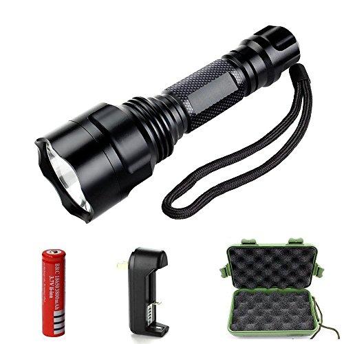 ONSON  Tactical LED Flashlight