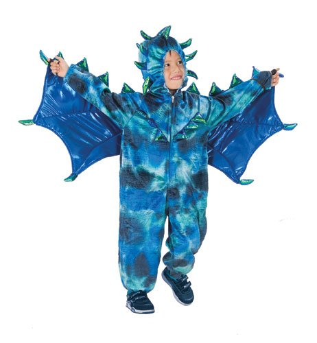 Princess Paradise Sully the Dragon Costume, (Sully Costume For Girls)