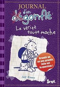"""Afficher """"Journal d'un dégonflé n° 5 La vérité toute moche"""""""