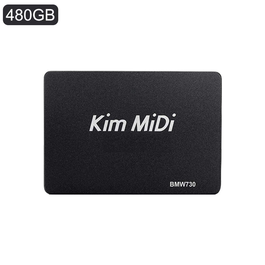 Quiet.T Disco Duro ssd para kimMiDi BNW730 60GB / 240GB / 480GB ...