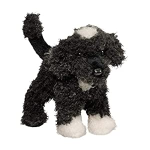 Douglas Moxie Portuguese Water Dog Plush Stuffed Animal 8