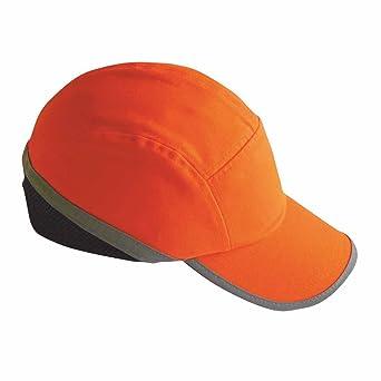 12ed1a36 Portwest Hi Vis Bump Cap Orange: Amazon.co.uk: Business, Industry & Science