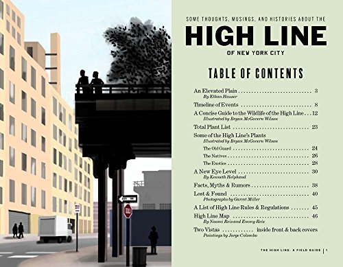 High Line: A Field Guide and Handbook: A Project by Mark Dion