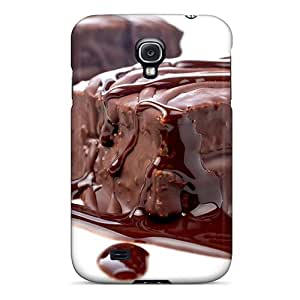 Hxvit23397GMJIE Chocolate Lava Awesome High Quality Galaxy S4 Case Skin