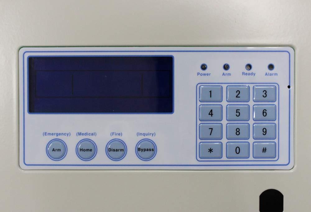 alarma GSM antirrobo Defender ST-6 metal 868Mhz inalámbrico ...