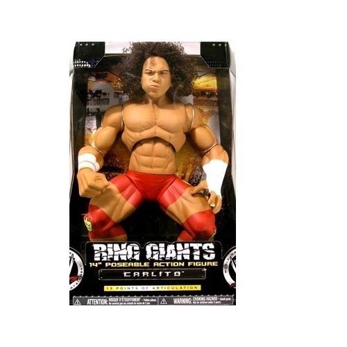 WWE Ring Giants Series 9 Carlito Action Figure by WWE