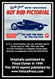Veda Orr's New Revised Hot Rod Pictorial, V. Orr, 1588501531