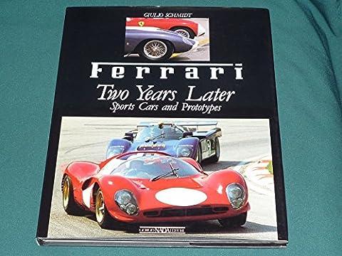 Ferrari: Sport and Prototypes - Giulio Ferrari