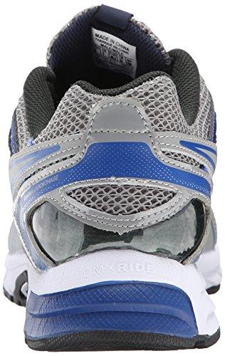 Quickchase Reebok Collegiate Royal Flat Grey Shoe Running White Gravel Men's rUWZYwq5r
