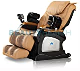 Authentic Beautyhealth Shiatsu Arm Hand Massage Chair with Jade Heat Therapy, Human Body Scan, Mp3 Synched Massage, 69 Air Bags + More (Beige)