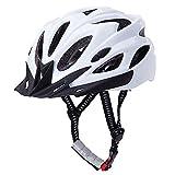 CCTRO Adult Cycling Bike Helmet, Eco-Friendly Adjustable Trinity Men Women...
