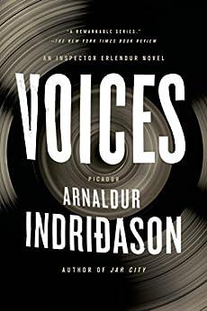Voices: An Inspector Erlendur Novel by [Indridason, Arnaldur]