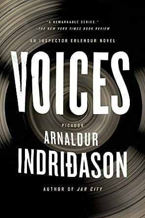 Voices: An Inspector Erlendur Novel - Kindle edition by Arnaldur