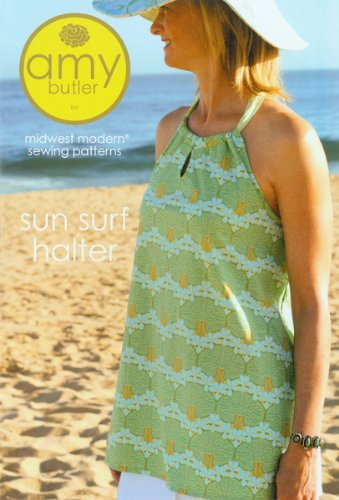 Amy Butler Patterns-Sun Surf Halter Pattern