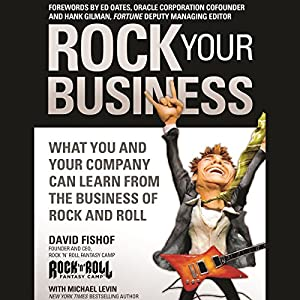 Rock Your Business Audiobook