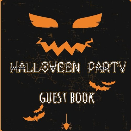 Guest Book Halloween Party: Guest Book Halloween Party V23