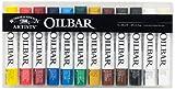 Winsor & Newton Artists' Oilbar 12-Colour Set