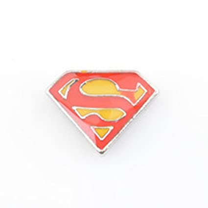 Amazon Superman Fall 2014 Collection Floating Charm For Your