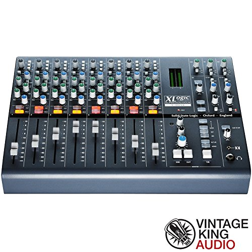 Ssl X-Desk 8 Channel Summing Mixer