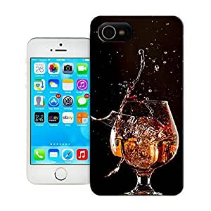 Unique Phone Case Cup smashing drinks Hard Cover for 4.7 inches iPhone 6 cases-buythecase