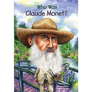 Who Was Claude Monet? Audiobook