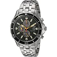 Citizen Eco-Drive Men's Quartz Stainless Steel Casual Watch