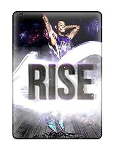 Fashionable Style Case Cover Skin For Ipad Air- Sacramento Kings Nba Basketball (17)