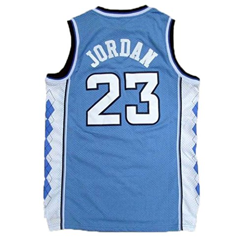 Jersey #23 North Carolina Men's Basketball Jersey Todo Esta Super (XL)
