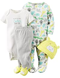 Carter's Baby Girls' 4 Piece Set (Baby)
