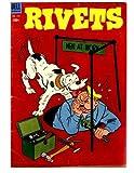 Best CreateSpace Independent Publishing Platform Rivets - Rivets #518: Four Color Comic Review