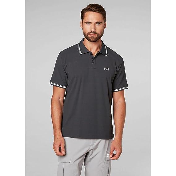 d9c67e43 Helly Hansen Men's Kos Ss Polo Shirt: Amazon.co.uk: Sports & Outdoors