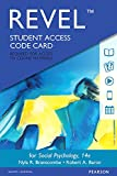 img - for REVEL for Social Psychology -- Access Card (14th Edition) book / textbook / text book
