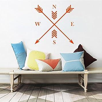 BB.er Wall Sticker Creative Direction Kompass Klassische ...