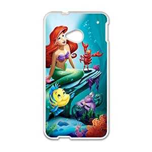 The Little Mermaid Cell Phone Case for HTC One M7